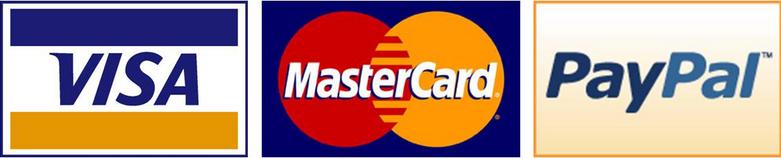 visa-master-card paypal