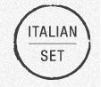 italian set