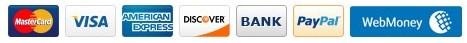 master visa webmoney
